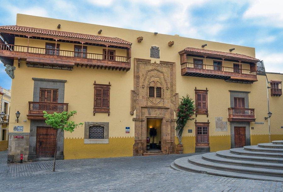 Casa de Colón (Las Palmas de Gran Canaria) - Qué saber antes de ir - Lo más c...