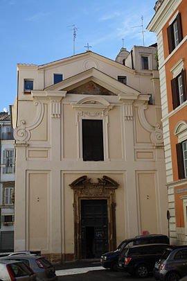 Chiesa di San Salvatore in Campo