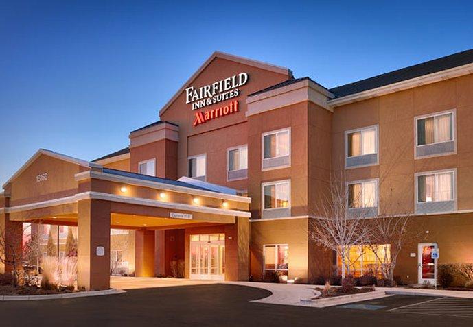 南帕博伊西費爾菲爾德旅館&套房酒店