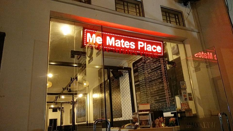 Me Mates Place