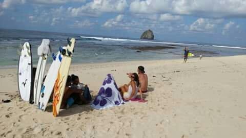 Kuta Lombok Surf