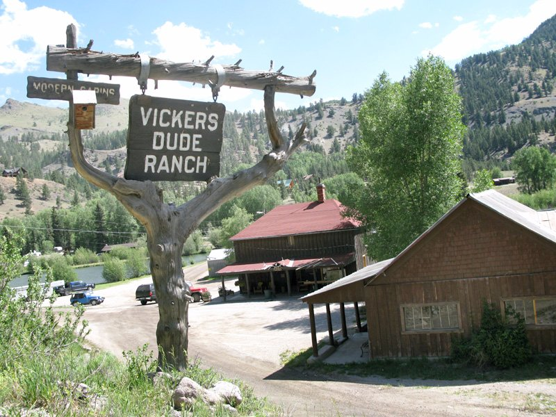 Vickers Guest Ranch