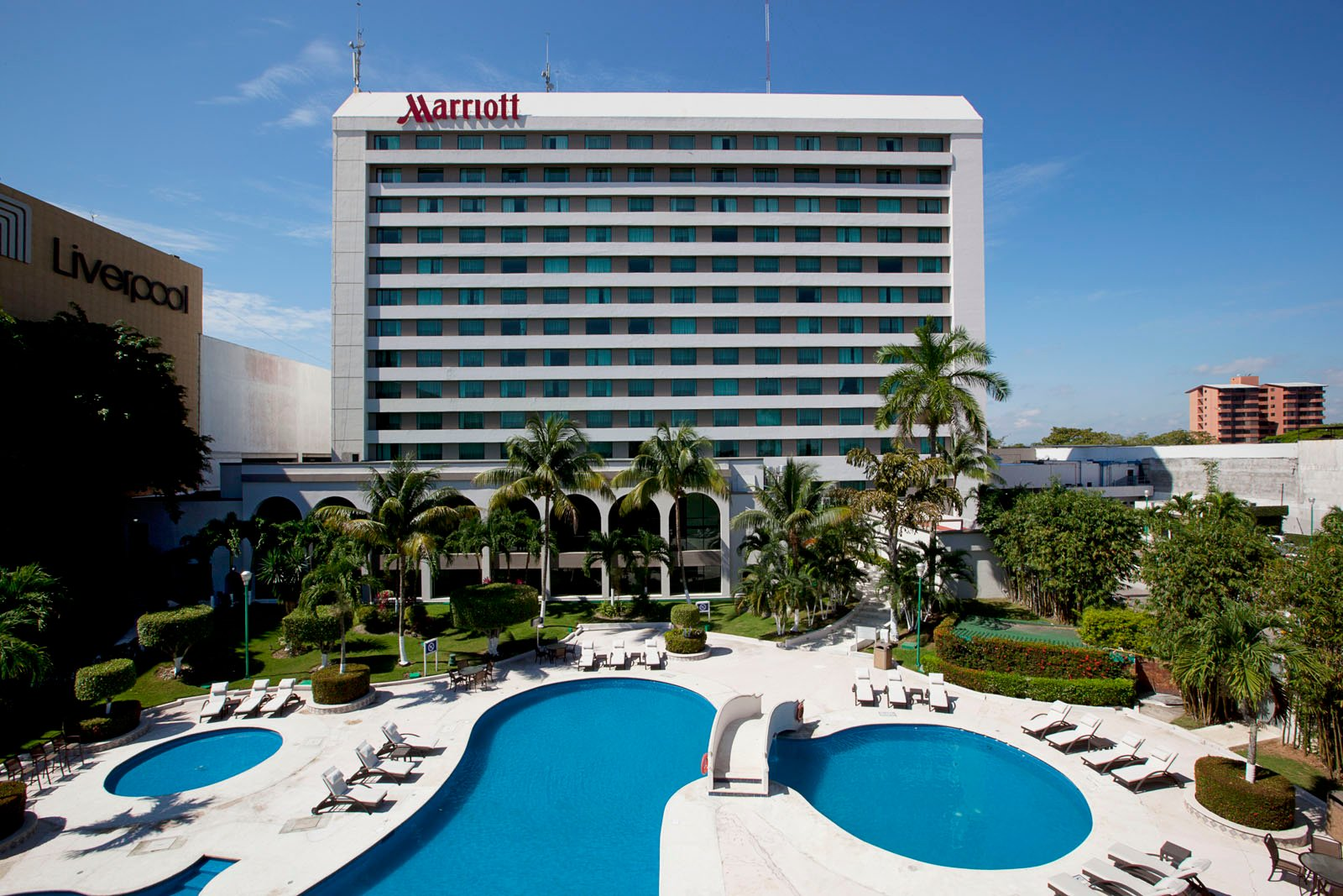 ‪Villahermosa Marriott Hotel‬