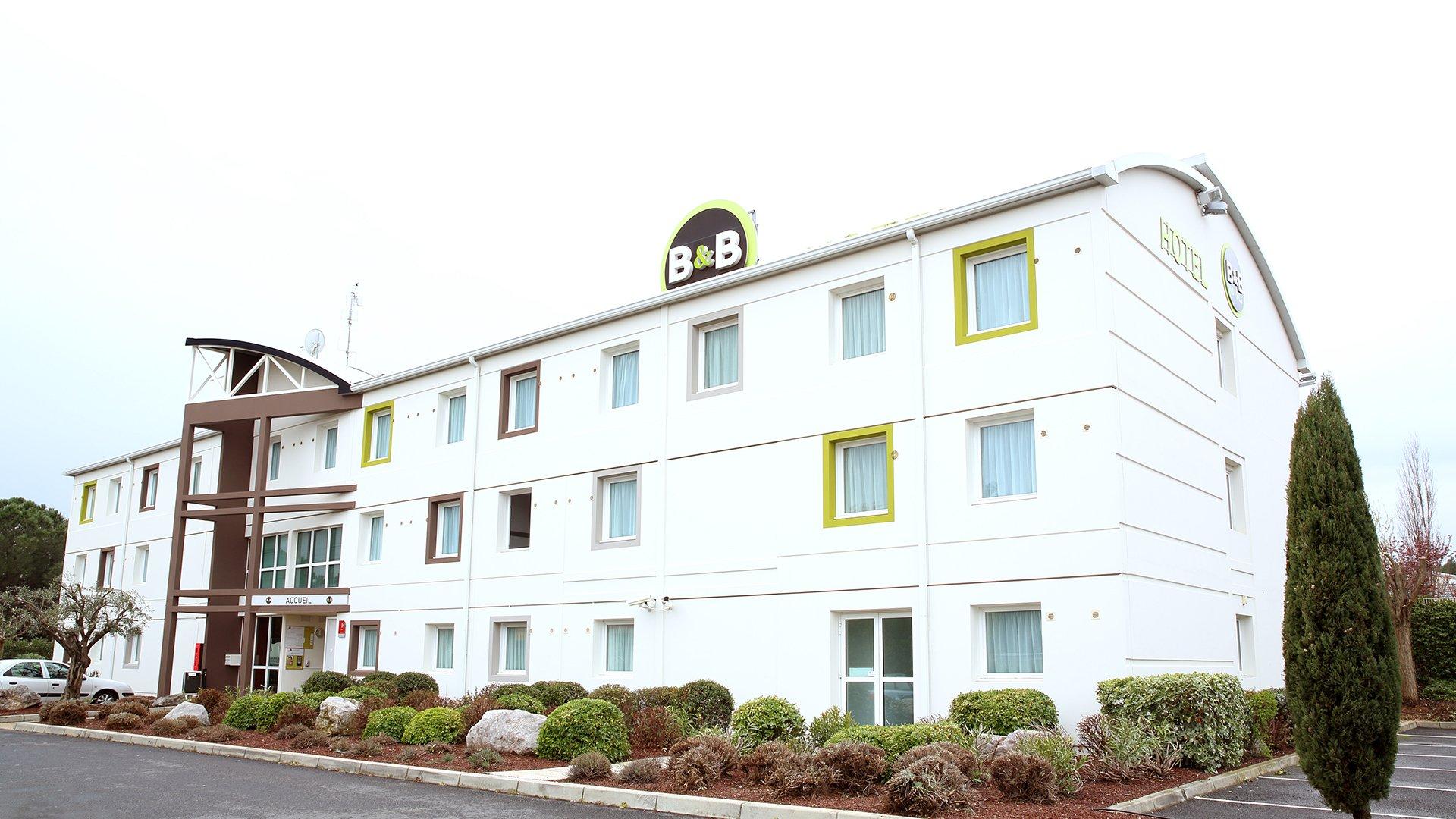 B&B Hotel Beziers