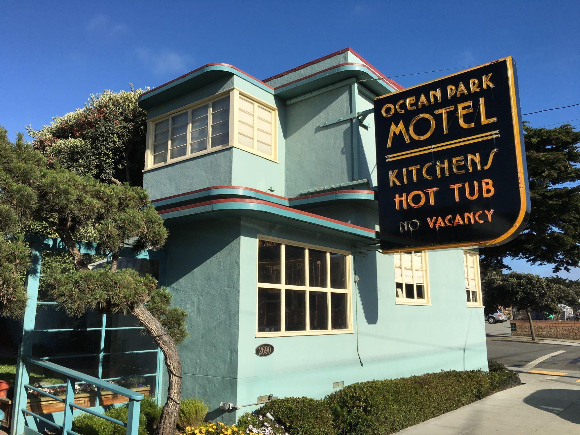 Ocean Park Motel
