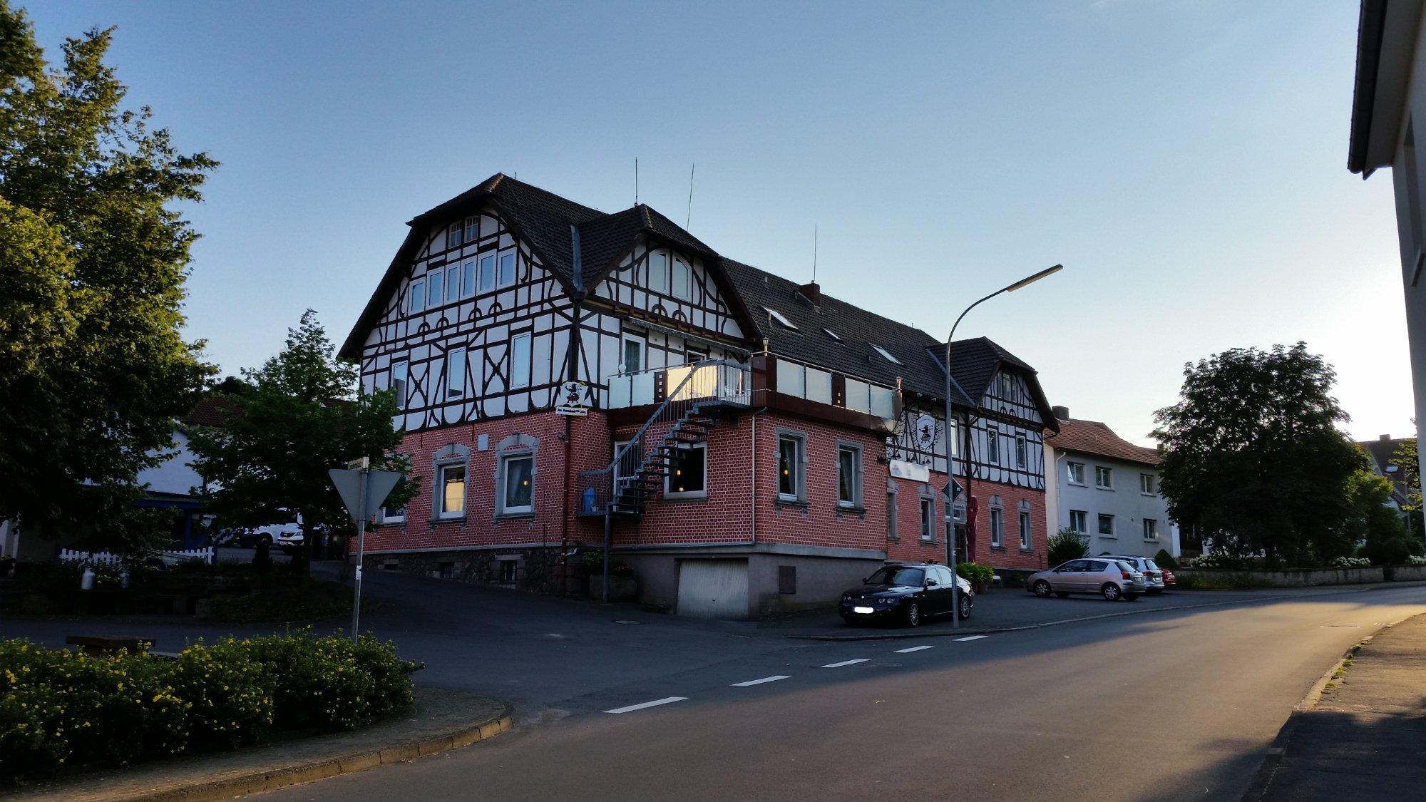 Zum Rosenbachschen Loewen