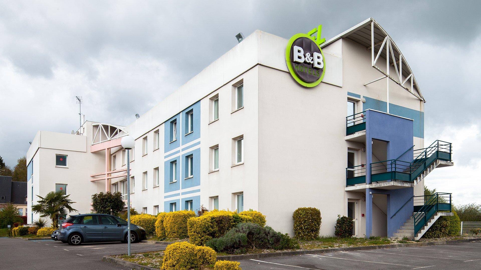 B&B Hôtel Beauvais