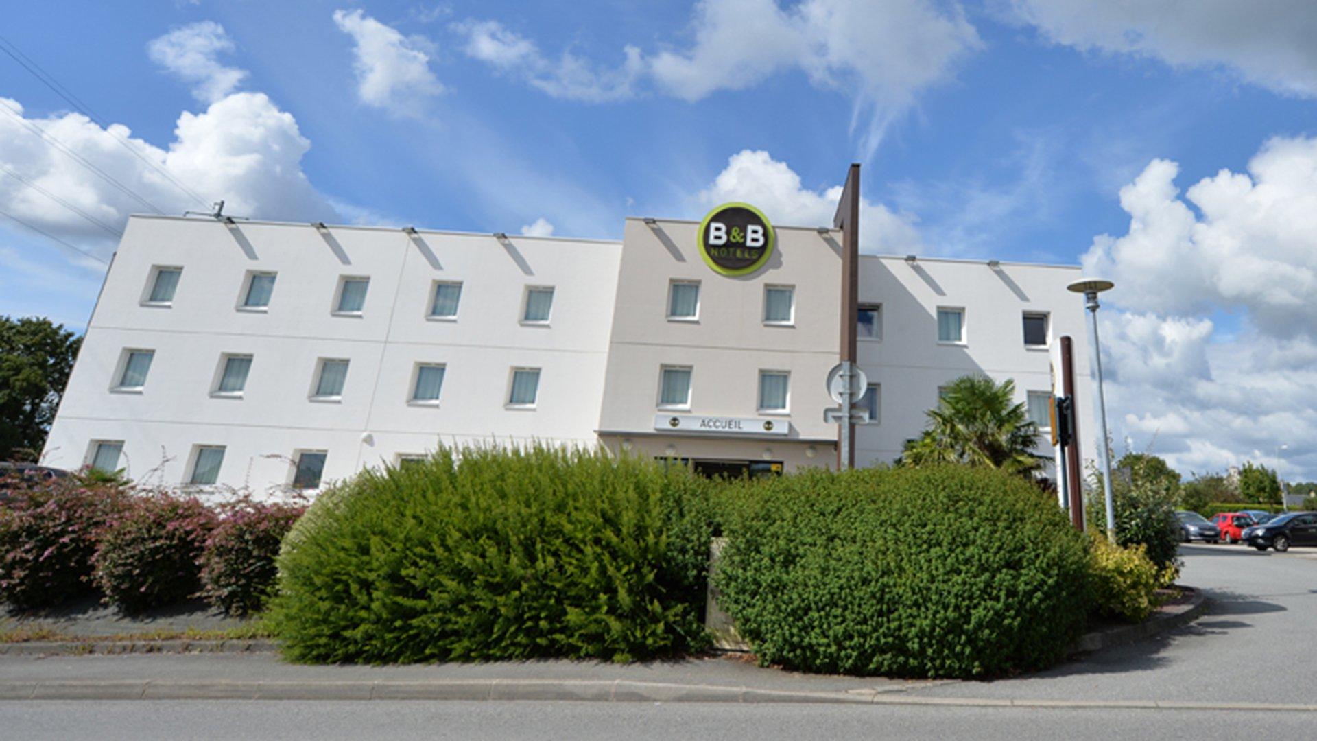 B&B Hôtel Vannes Ouest Golfe du Morbihan