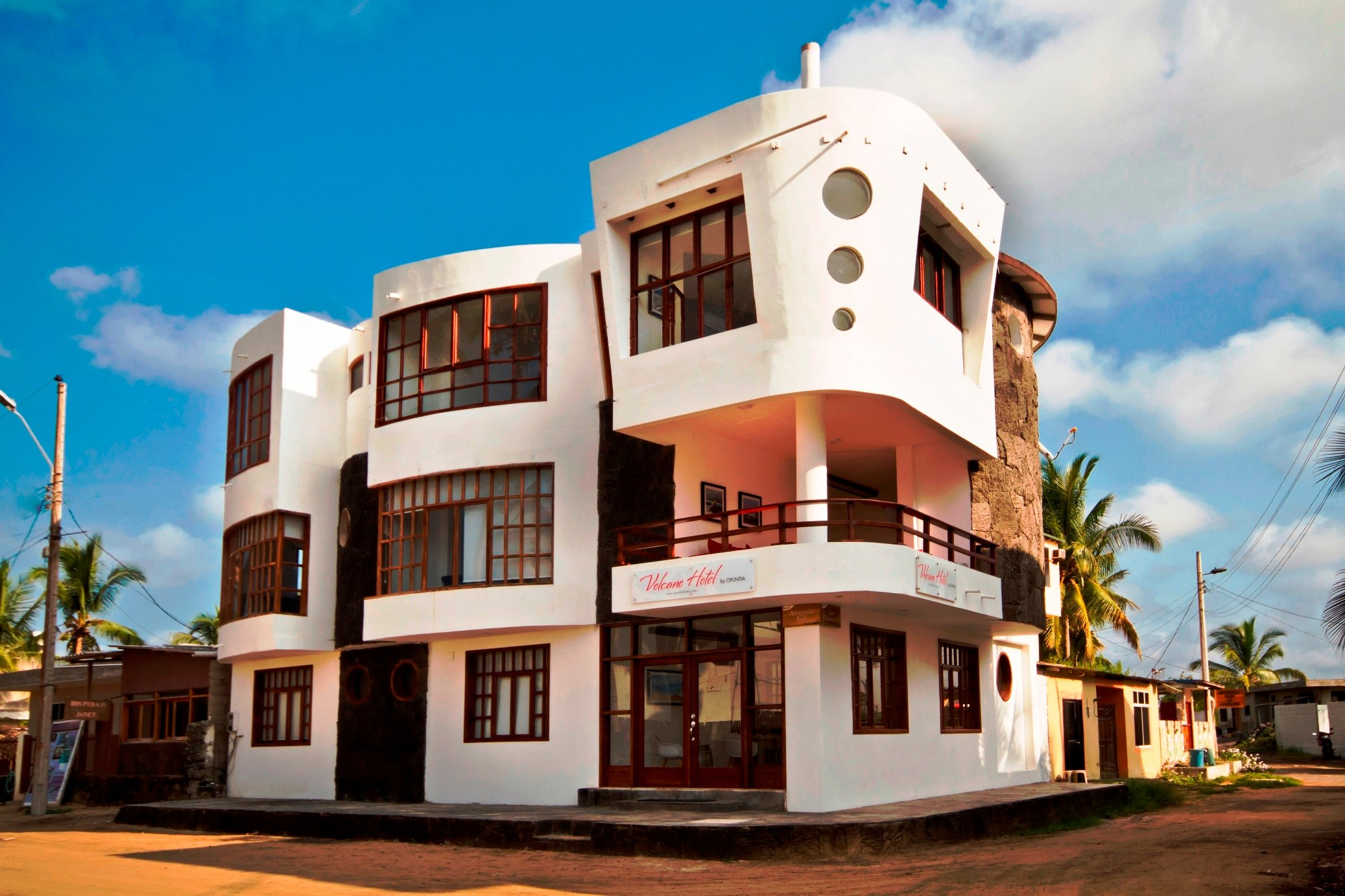 Hotel Volcano