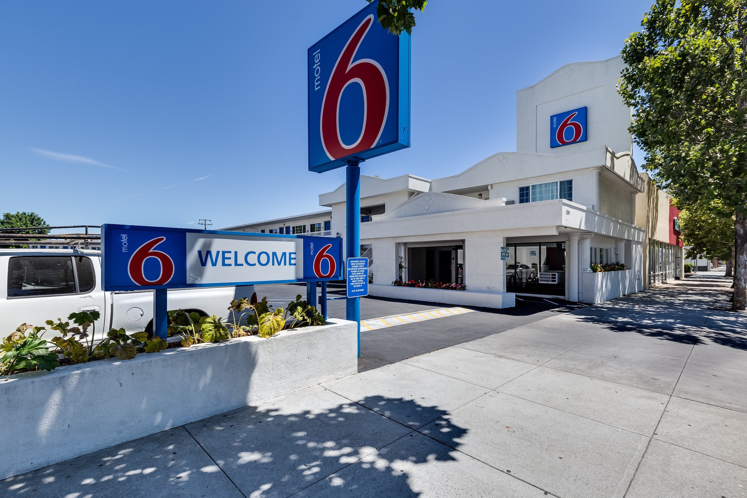 聖荷西會展中心6號汽車旅館