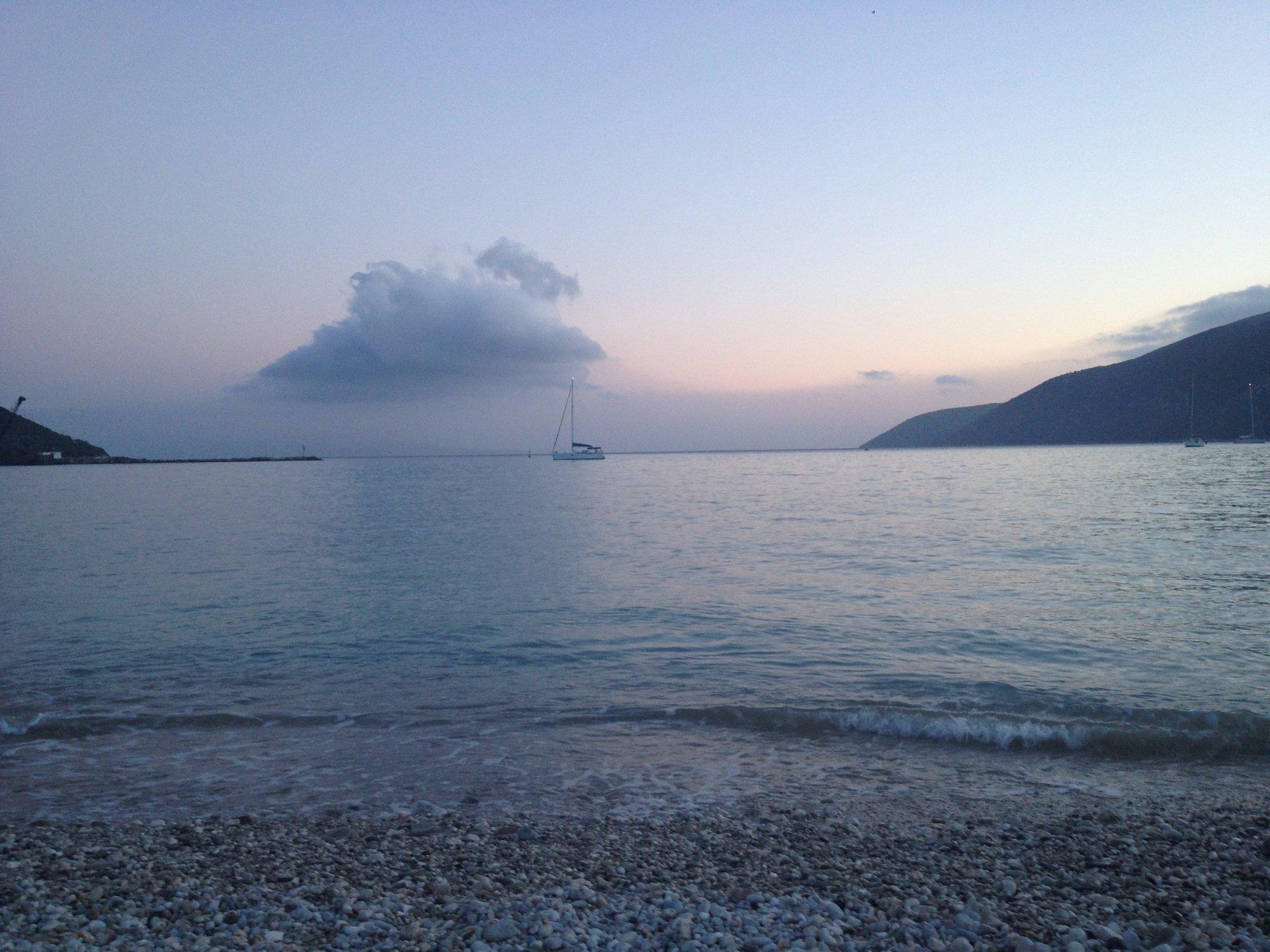 Campsite Vasiliki Beach
