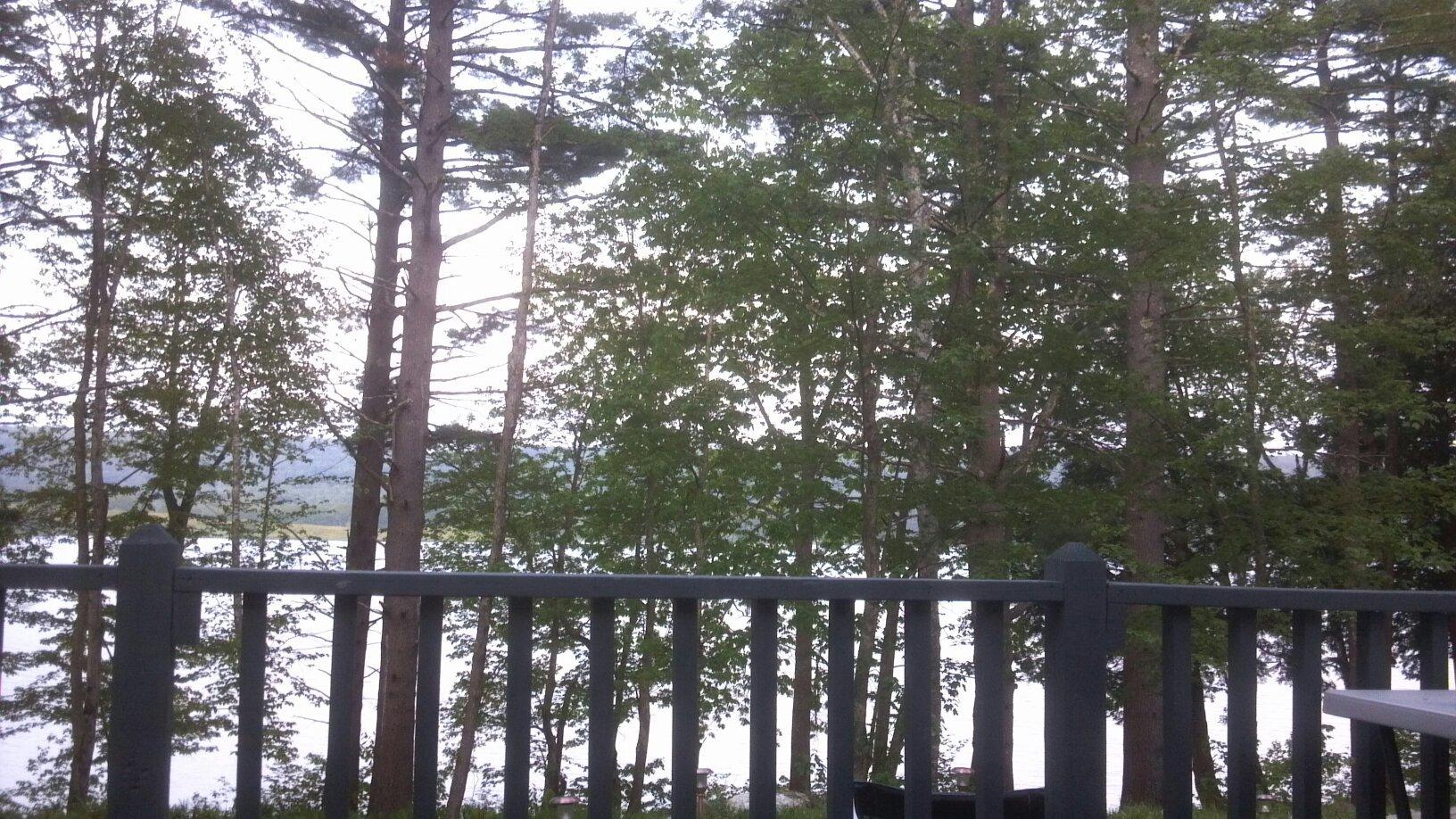 Sennebec Lake Campground