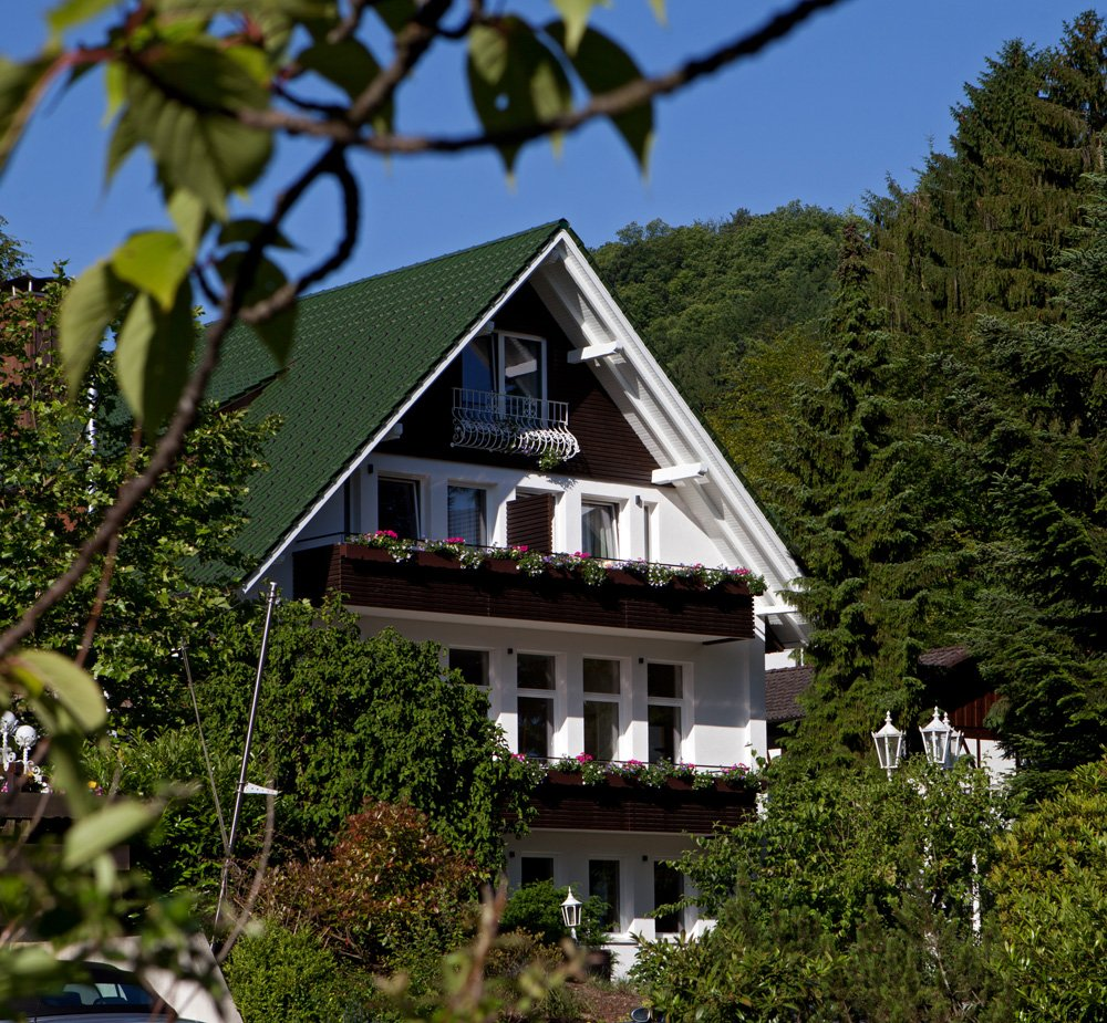 Waldhotel Gruener Baum