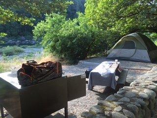 Jedediah Smith Campground