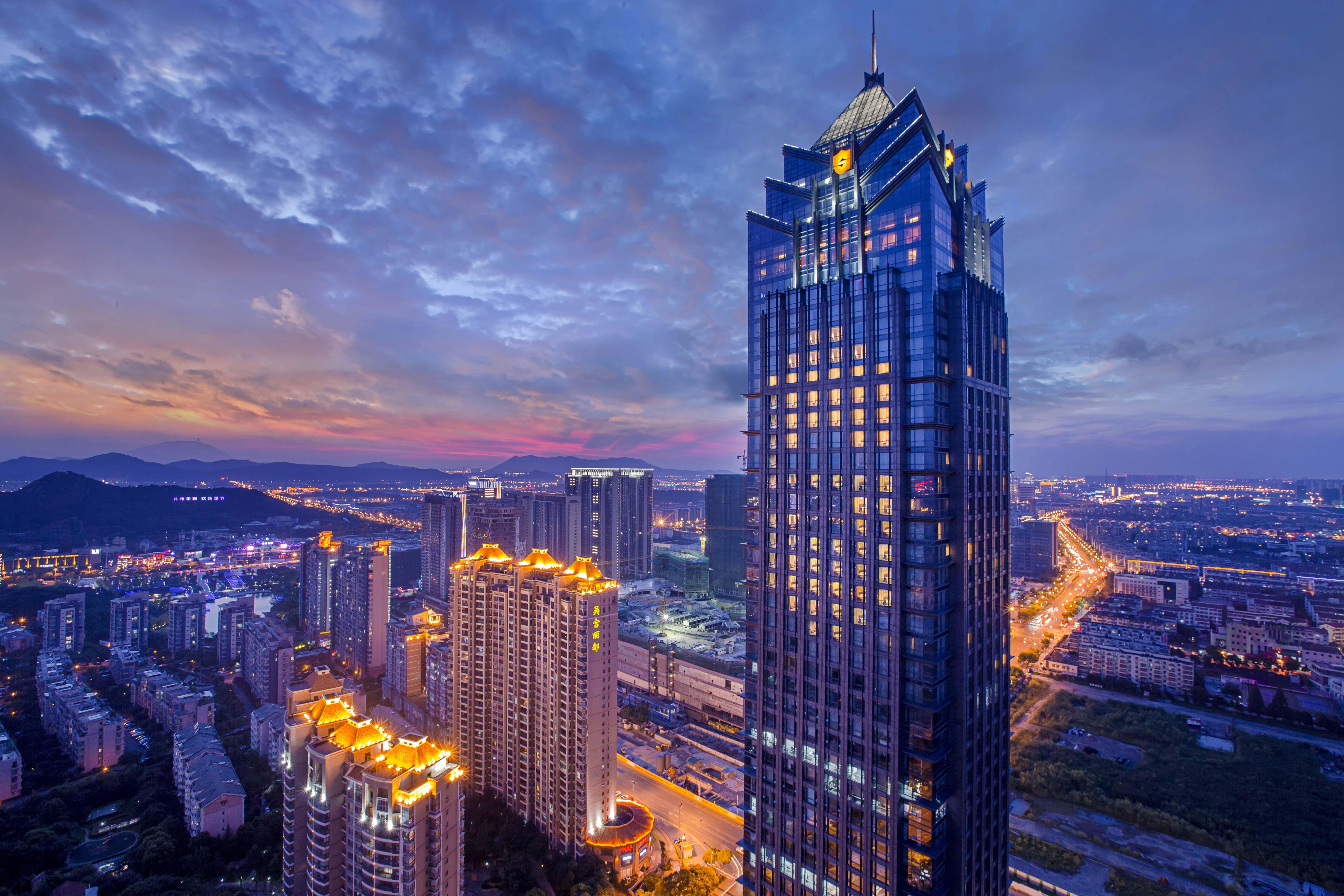샹그릴라 호텔 쑤저우