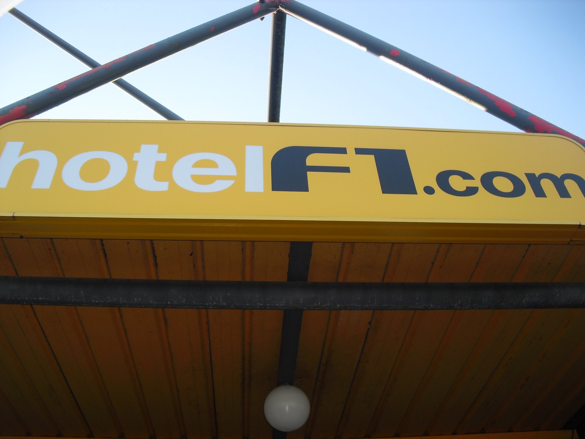 Hotel hotelF1 Caen Nord Mémorial