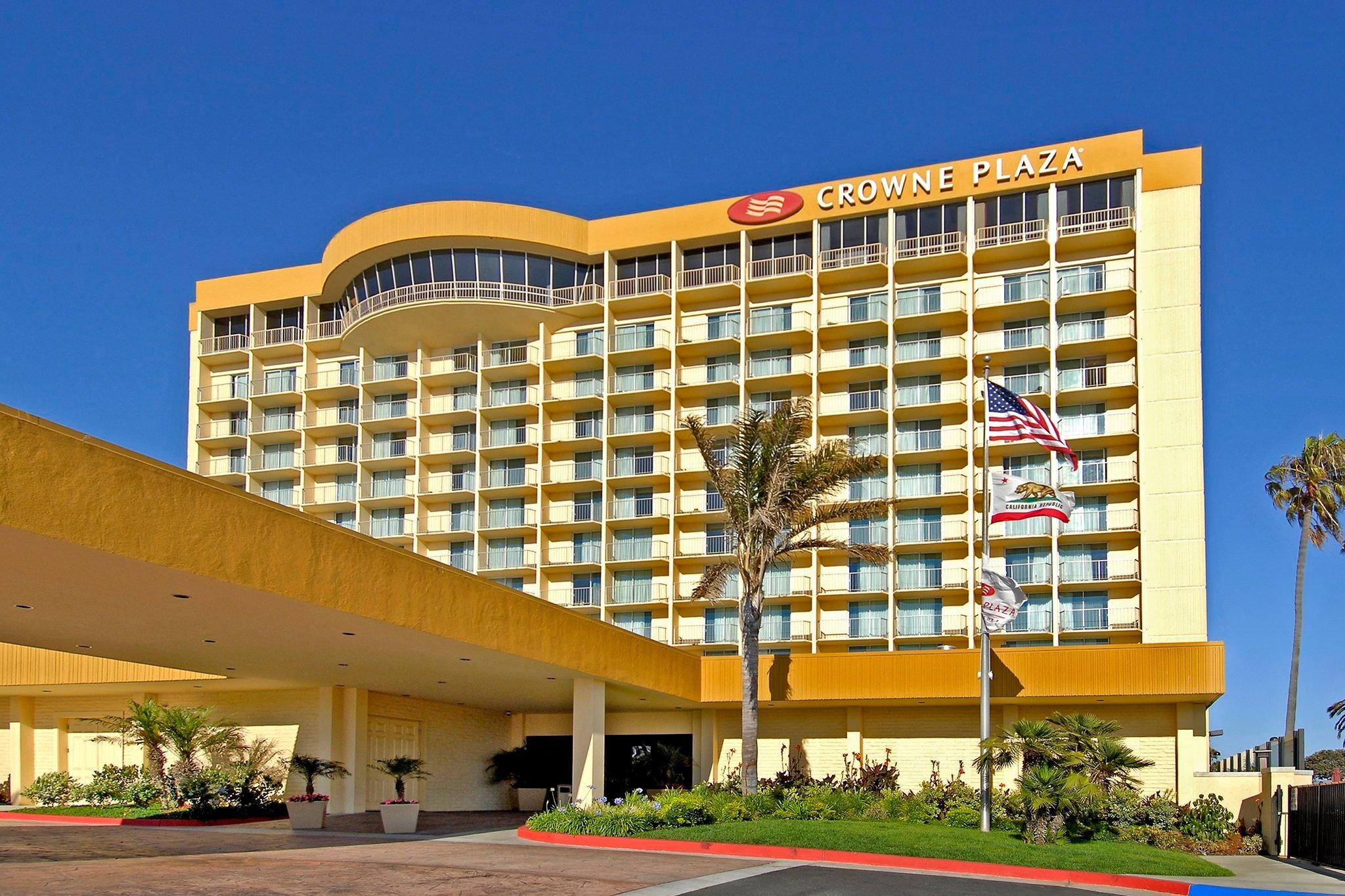 クラウンプラザ ホテル ベンチュラ ビーチ