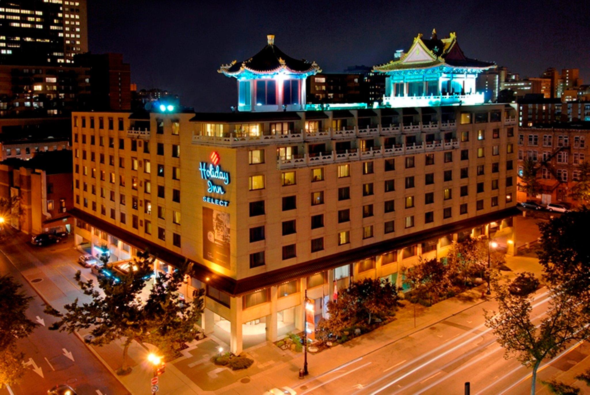 蒙特利爾市中心區假日飯店