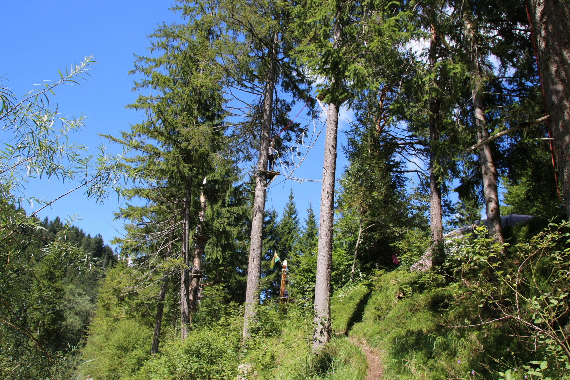 Naturcamping Isarhorn