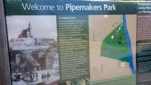 ‪Pipemakers Park‬