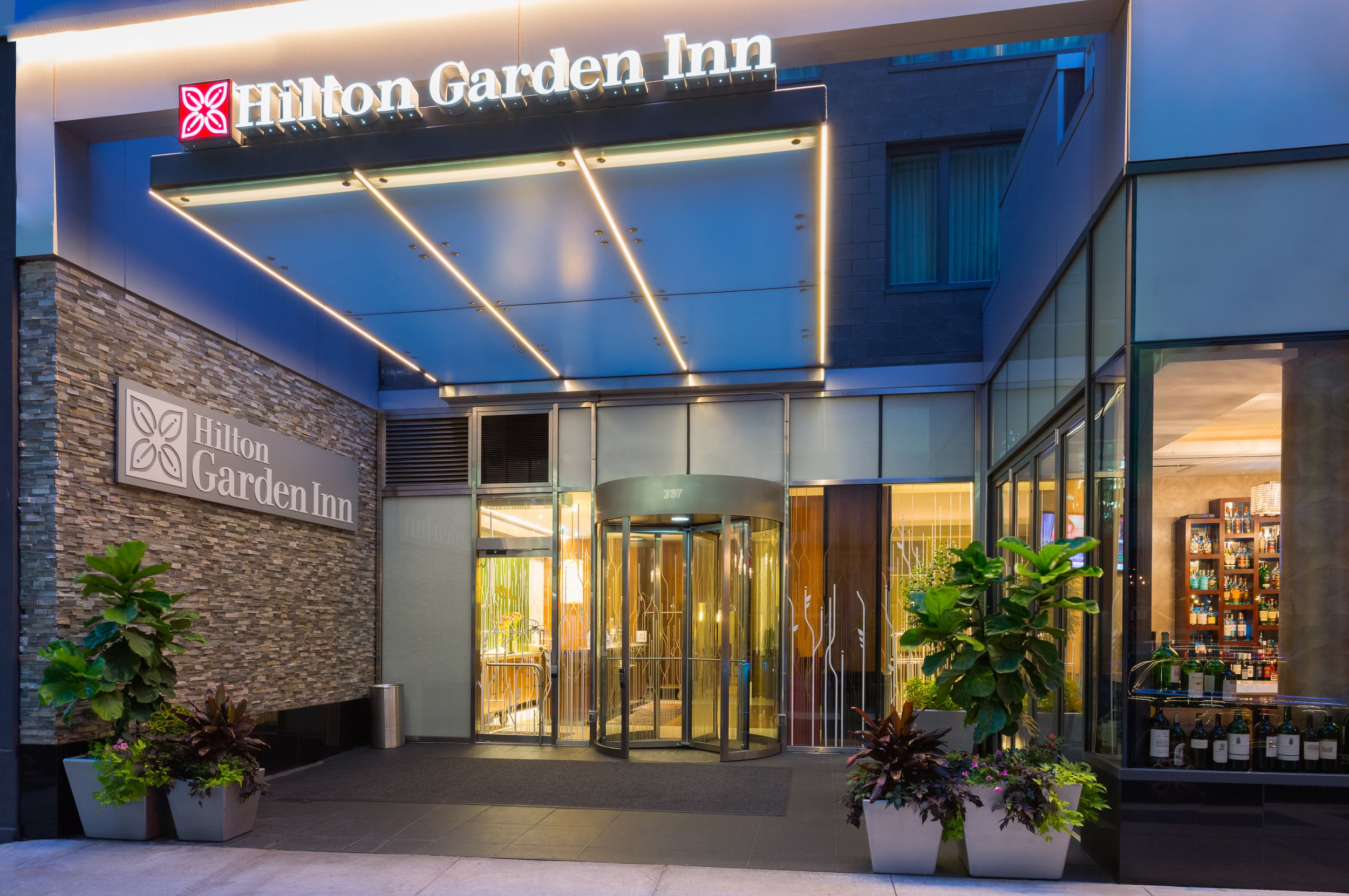 Garden Inn Suites Ny Hilton Garden Inn Long Island City Queens NY