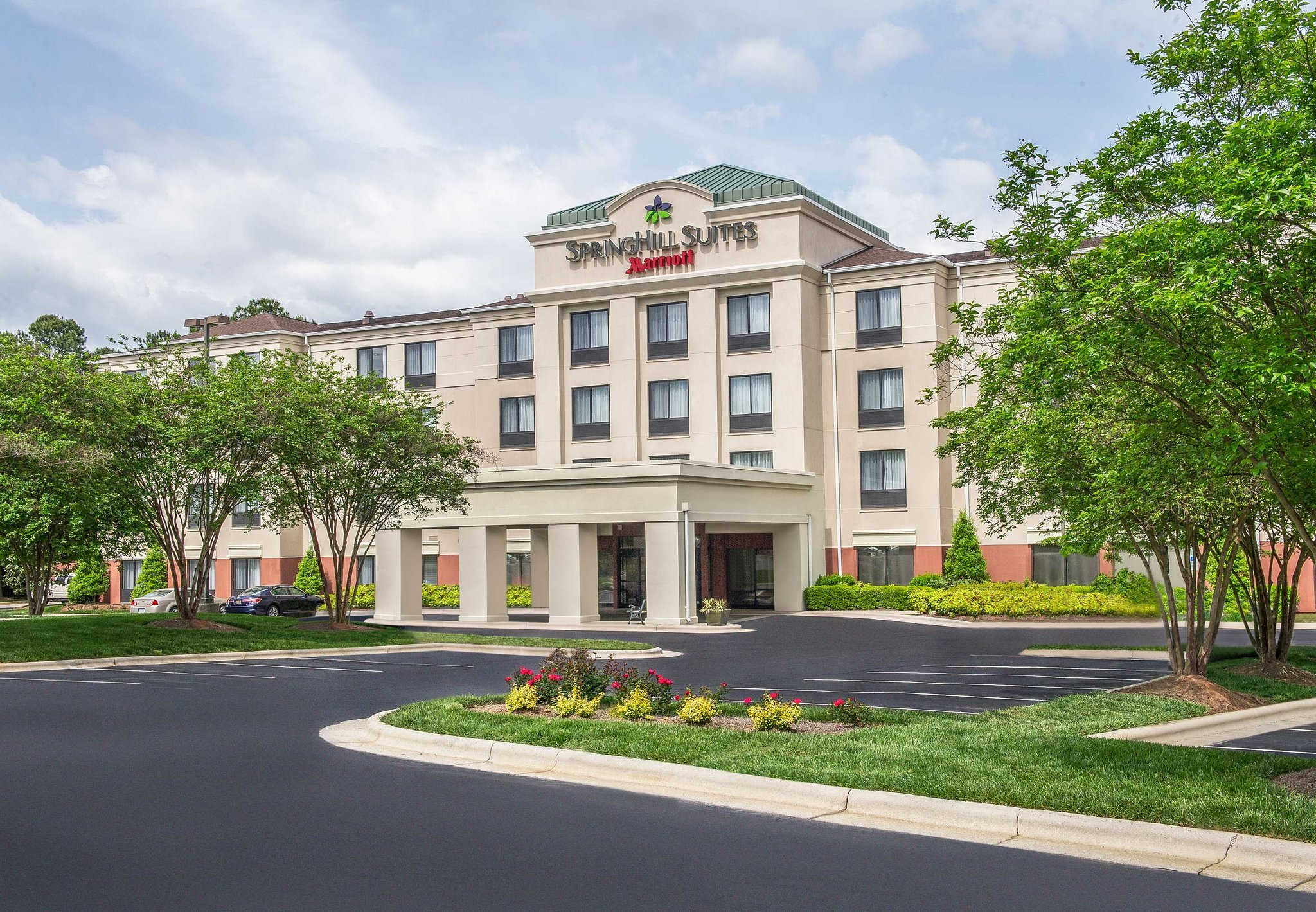 SpringHill Suites Raleigh-Durham Airport/Research Triangle Park