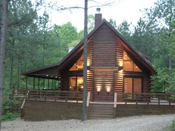 Beavers Bend Lodging Cabin Rentals