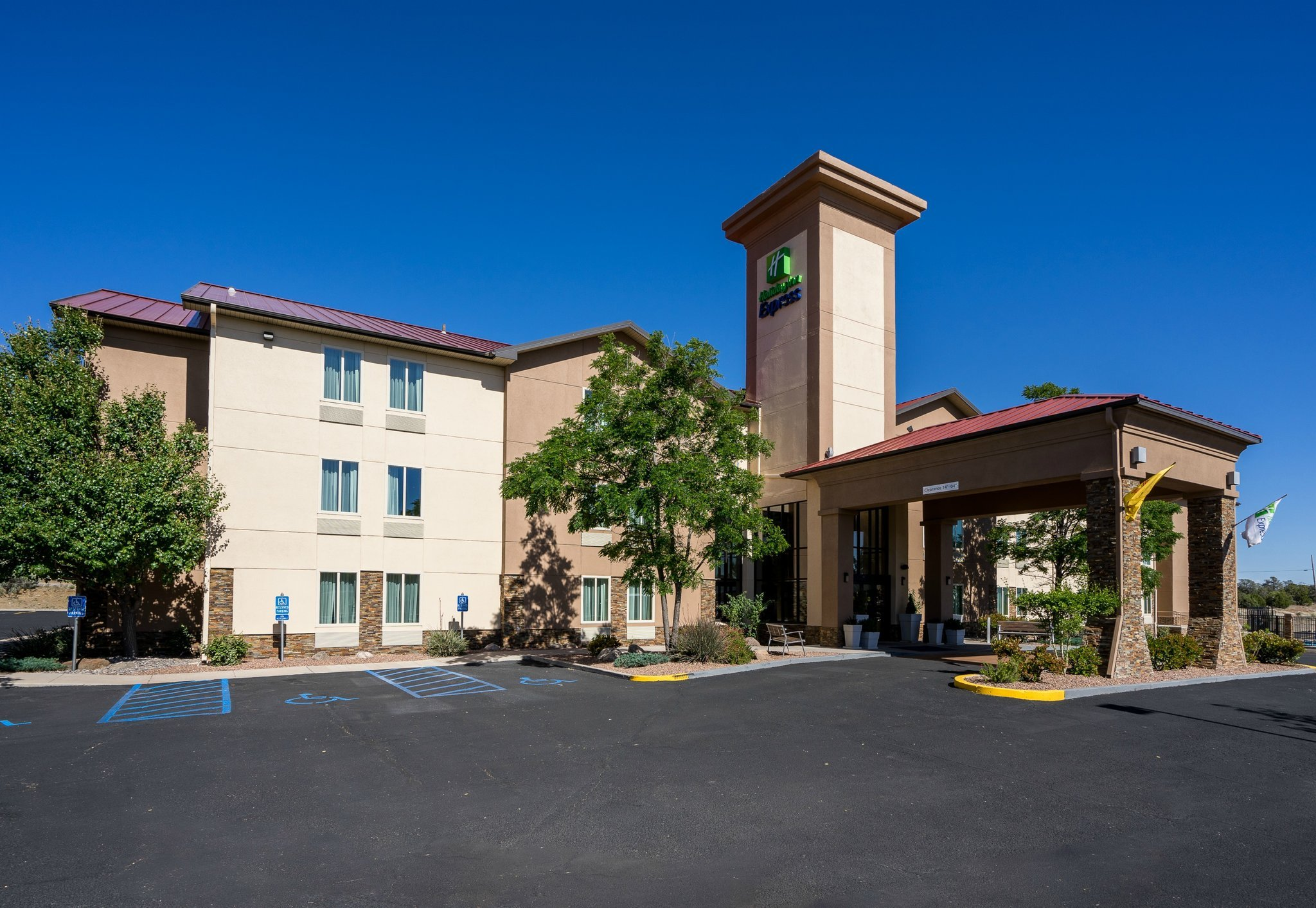 Holiday Inn Express Silver City