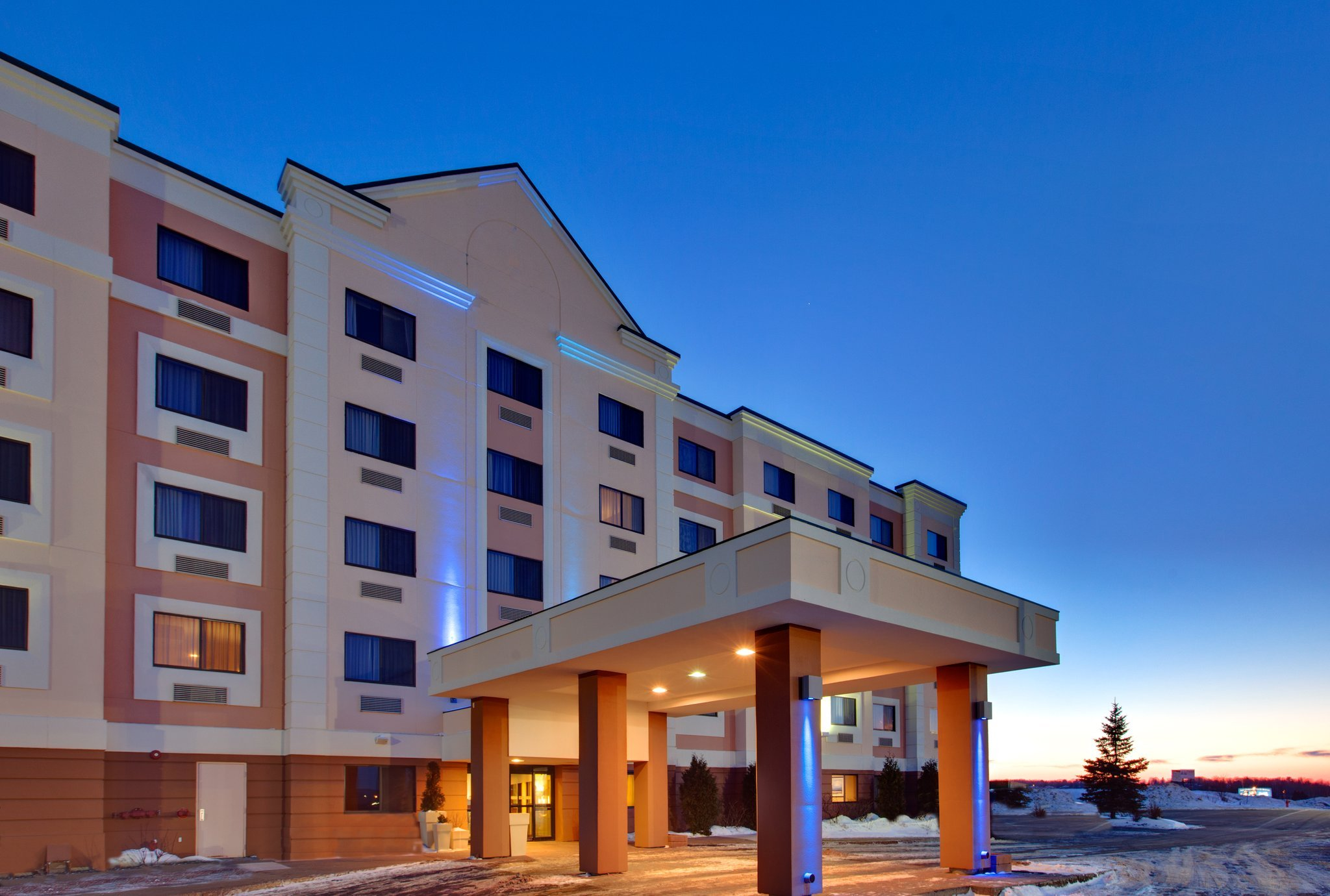 Holiday Inn Express Sault Ste. Marie