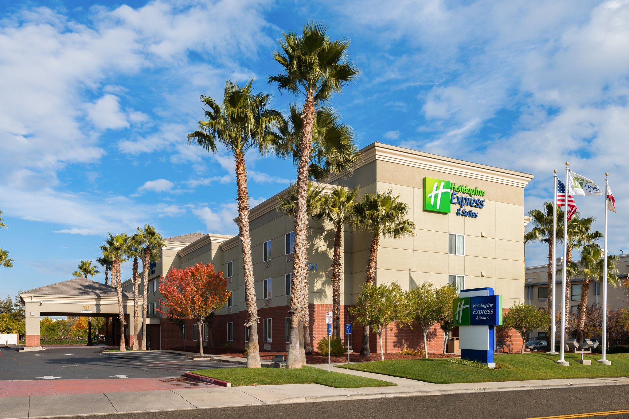 Holiday Inn Express Vacaville
