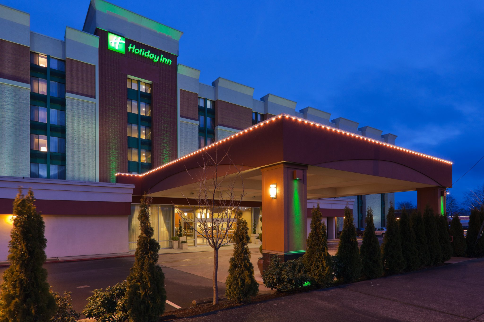 Holiday Inn Downtown - Everett