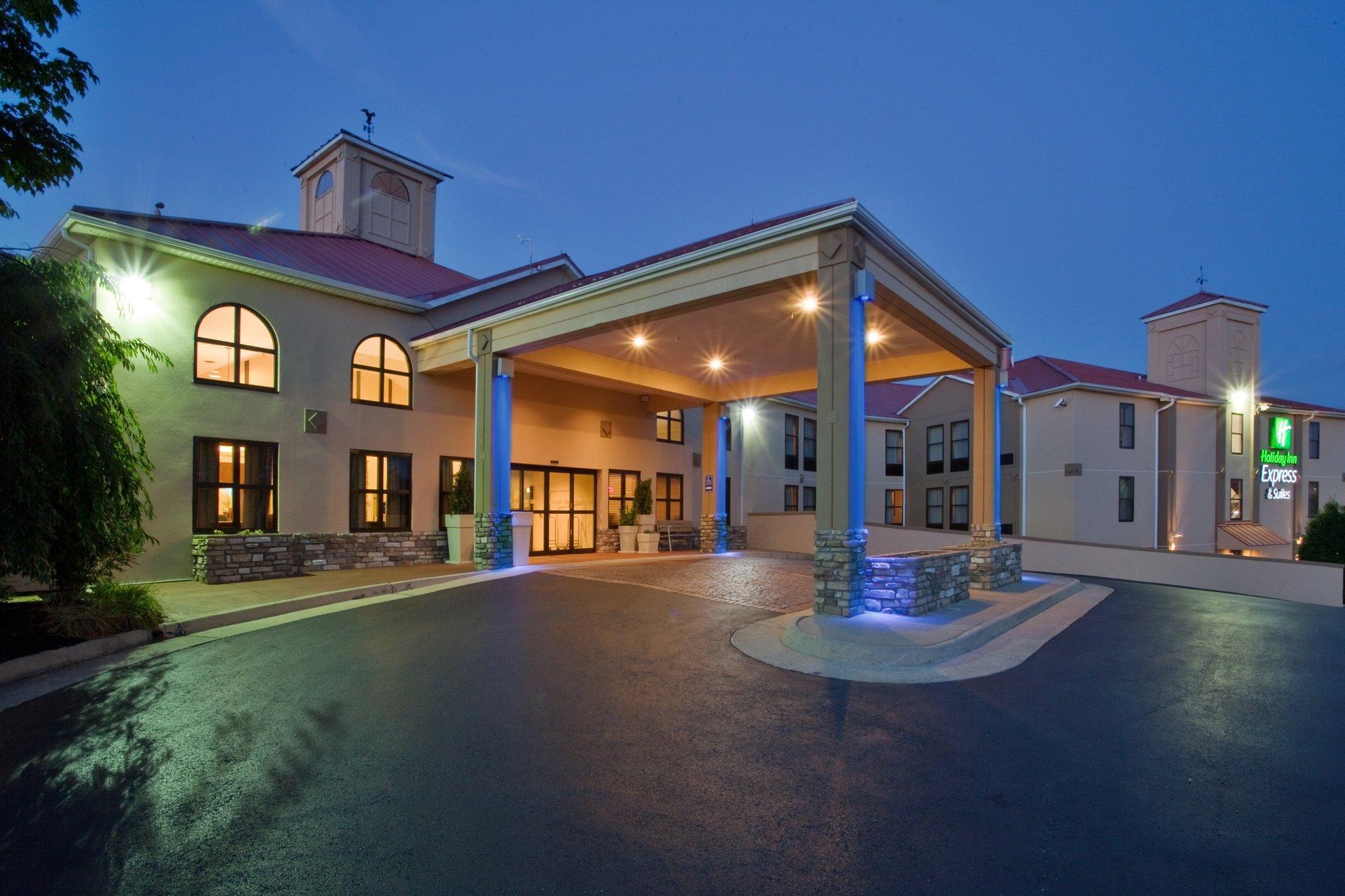 ホリデー イン エクスプレス ウェインズボロRt.340 ホテル