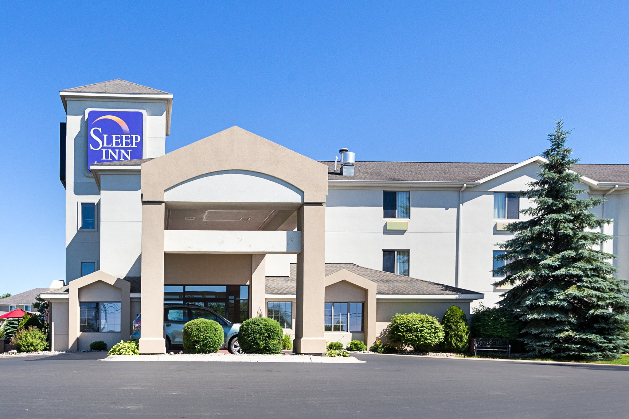 Sleep Inn & Suites Acme – Traverse City