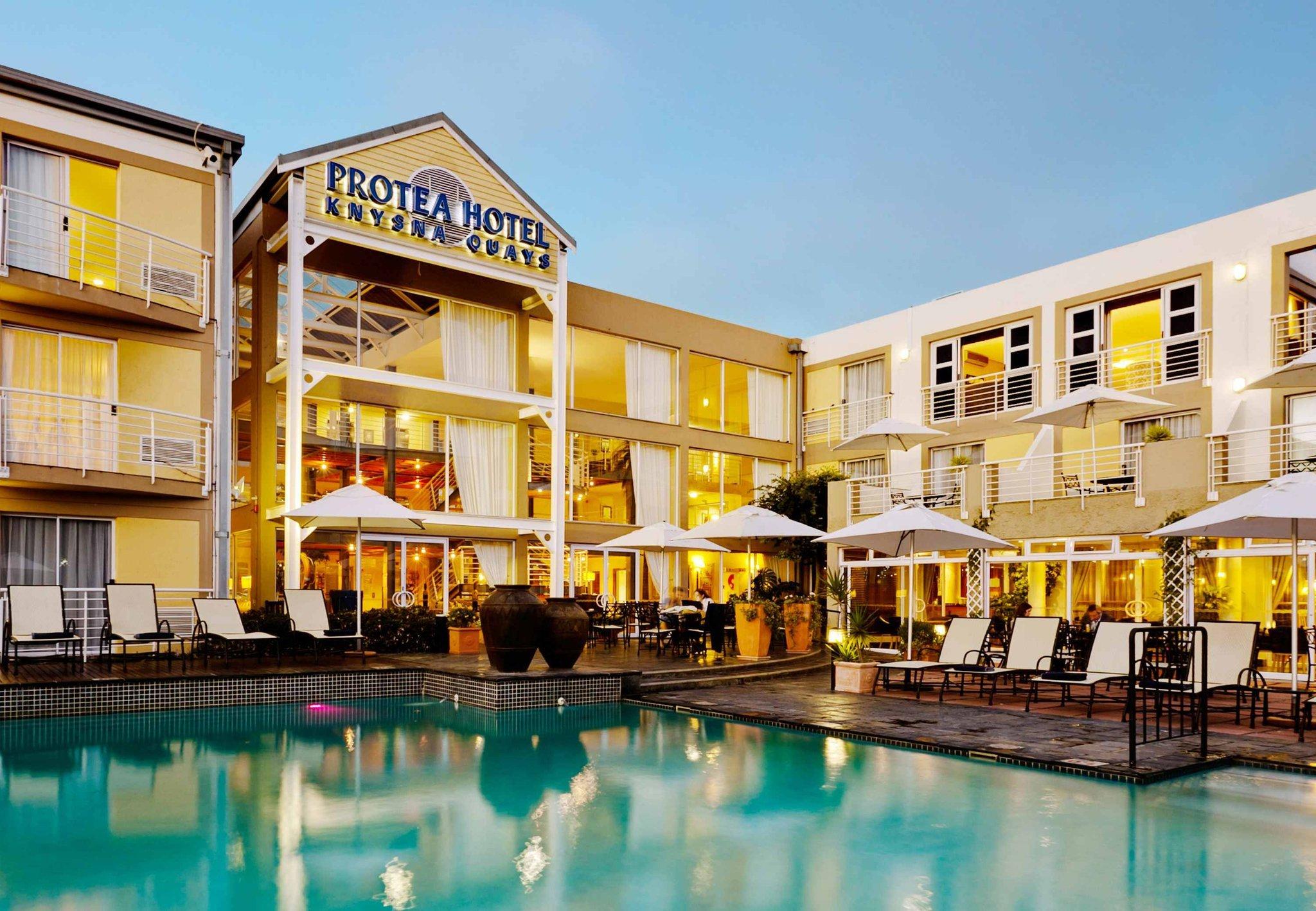 Protea Hotel Knysna Quays