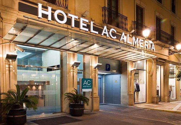 エーシー ホテル アルメリア バイ マリオット