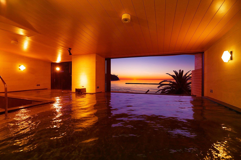 Oedo Onsen Monogatari Toi Marine Hotel