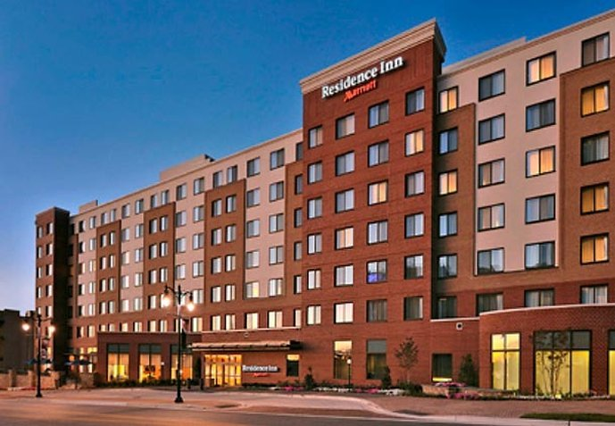 華盛頓特區國家港口住宅飯店