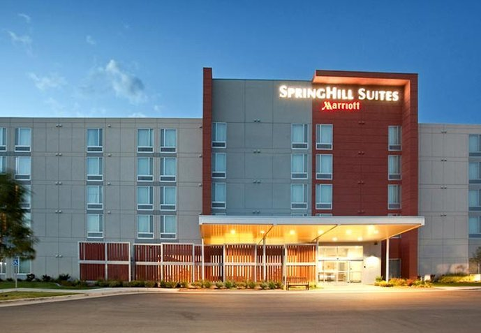 SpringHill Suites Salt Lake City Airport