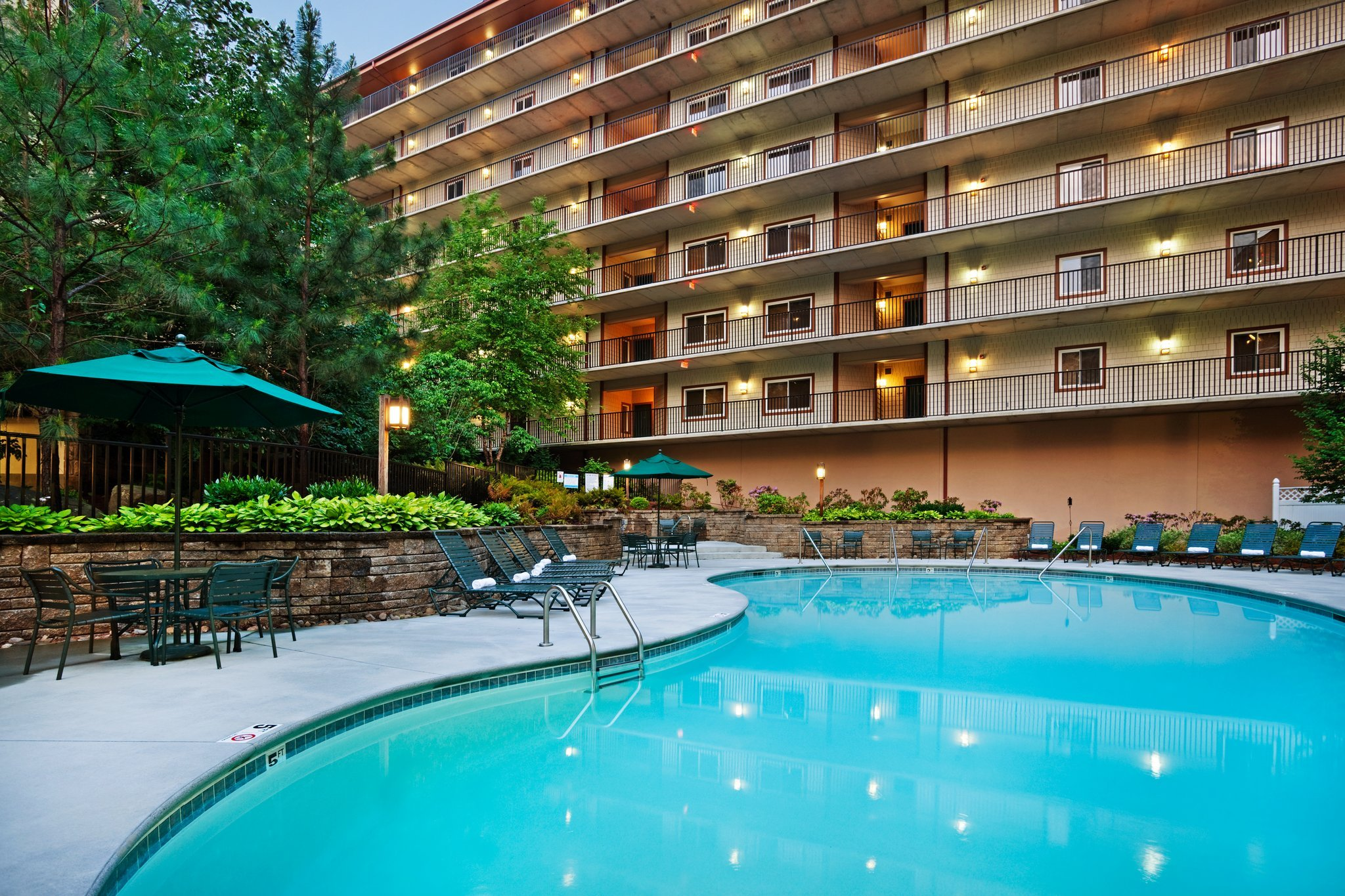 ‪Holiday Inn Club Vacations Gatlinburg-Smoky Mountain‬