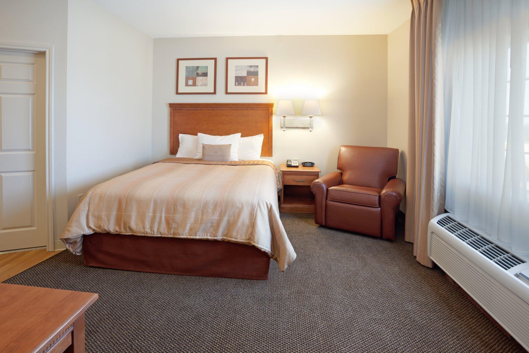 聖安東尼奧北斯通奧克地區坎德伍德套房飯店