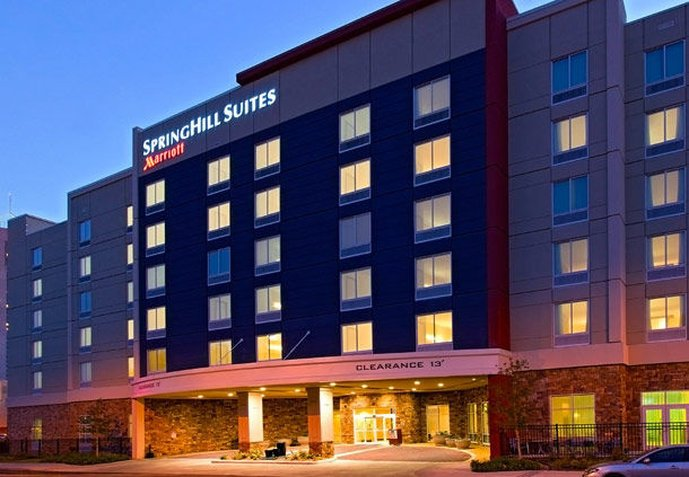 SpringHill Suites San Antonio Downtown/Alamo Plaza