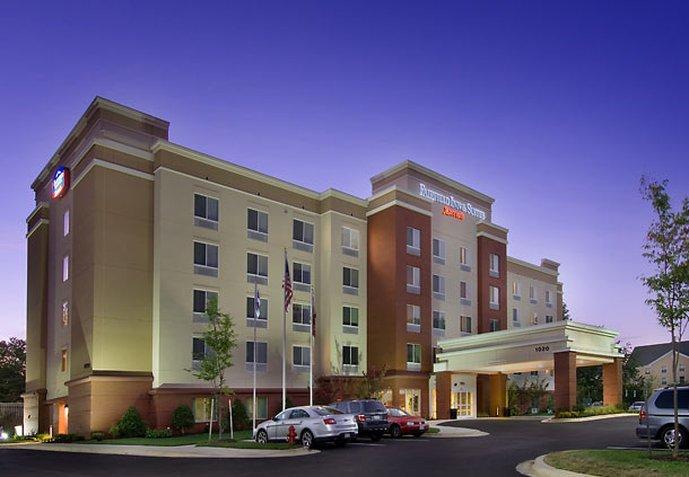 巴爾的摩 BWI 機場費爾菲爾德旅館及套房飯店