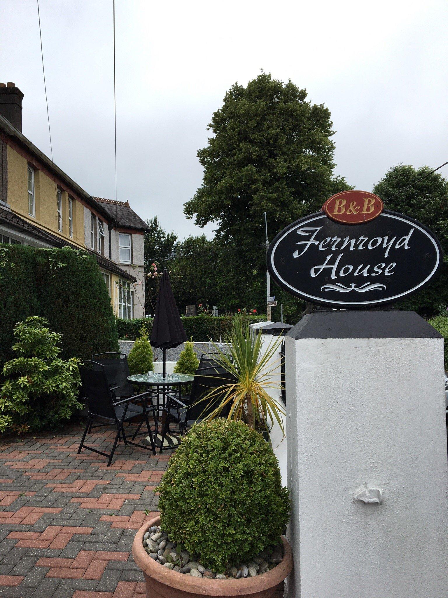 Fernroyd House B&B