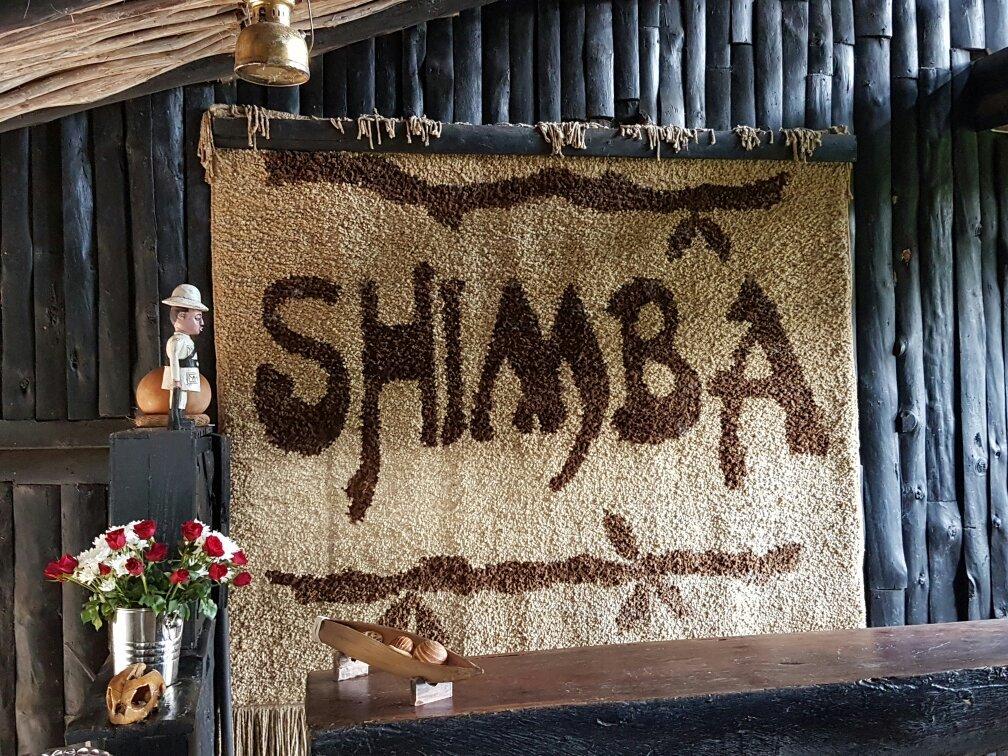 Shimba Hills Lodge Hotel