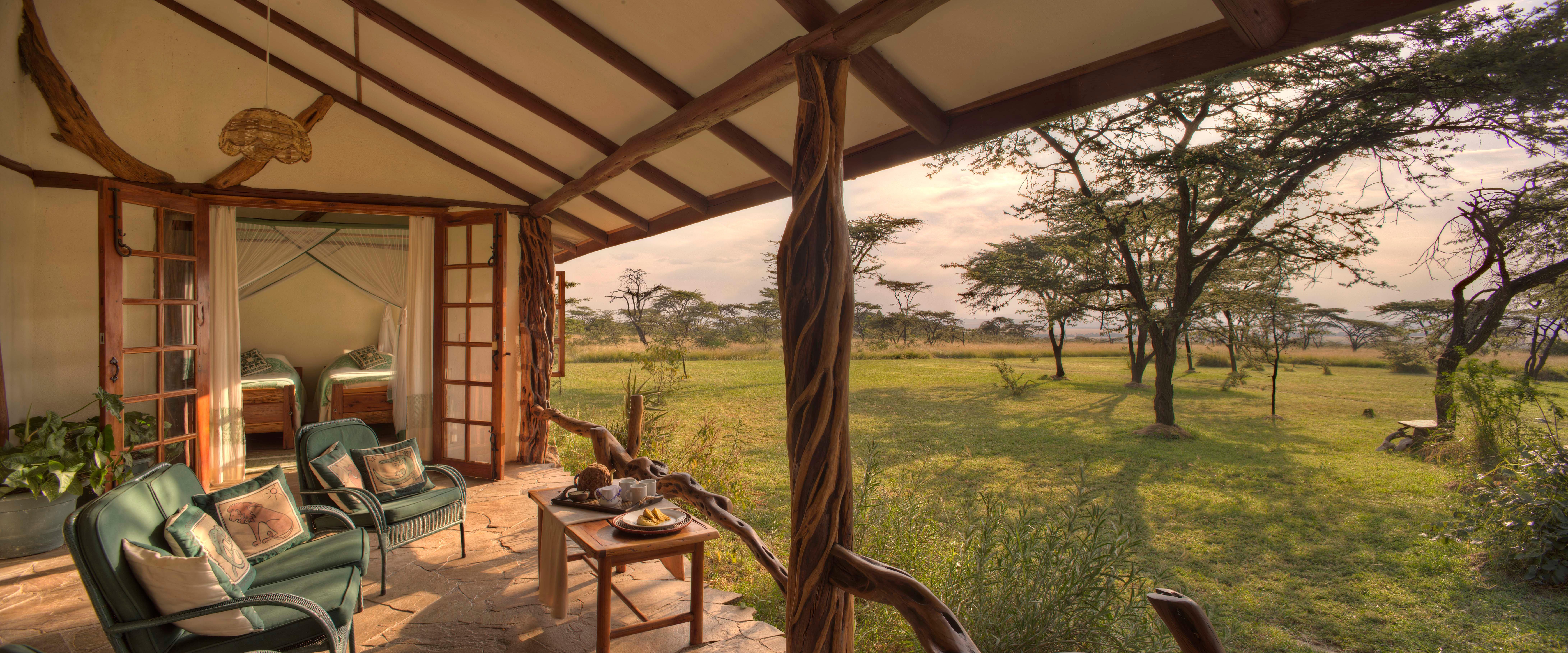 Mara Bush Houses, Asilia Africa