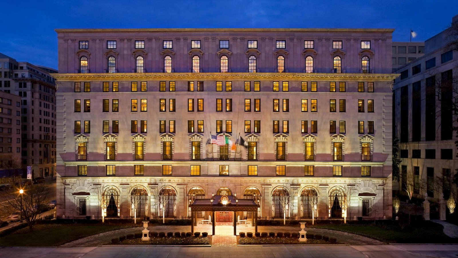 ‪The St. Regis Washington, D.C.‬