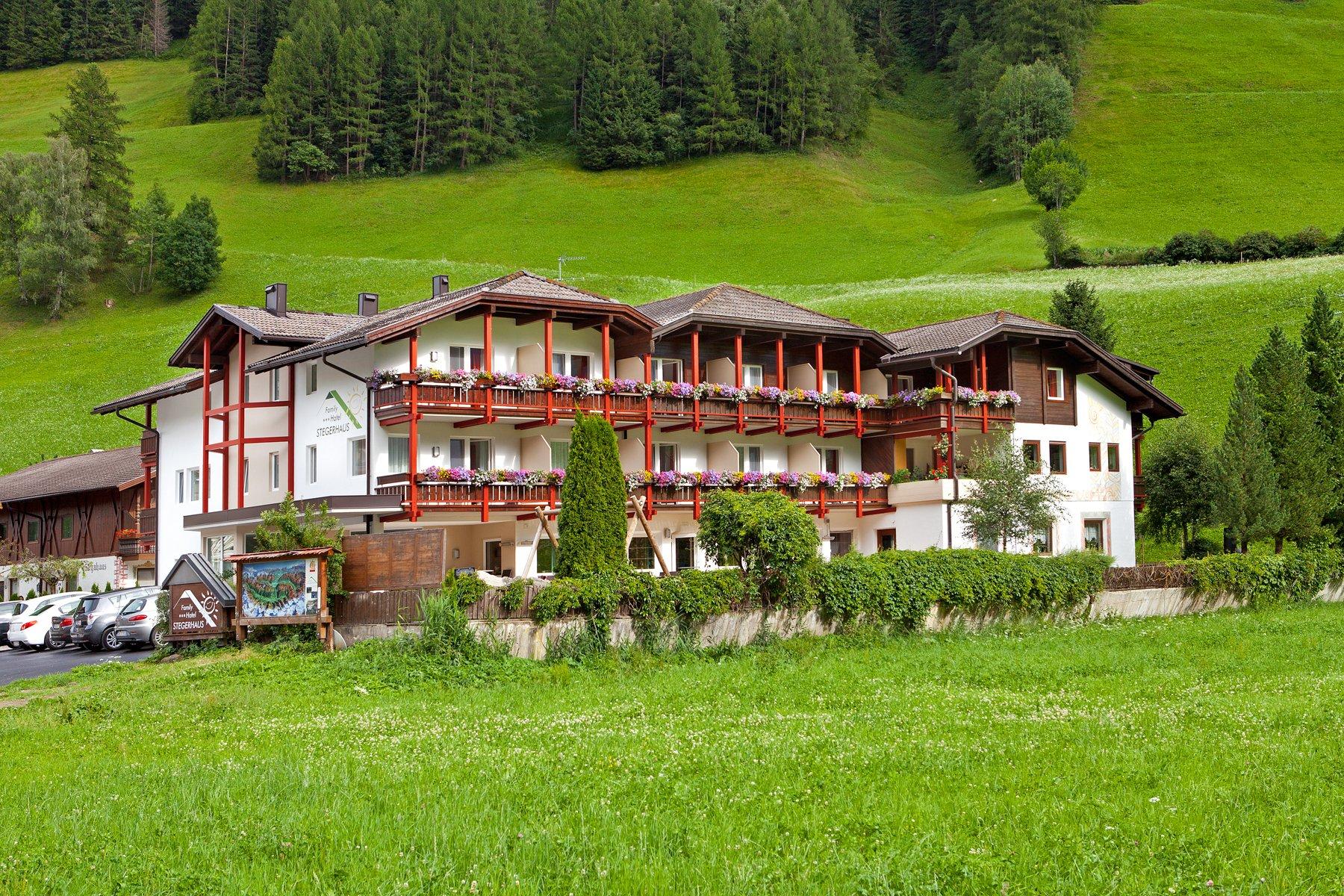 Family Hotel Stegerhaus