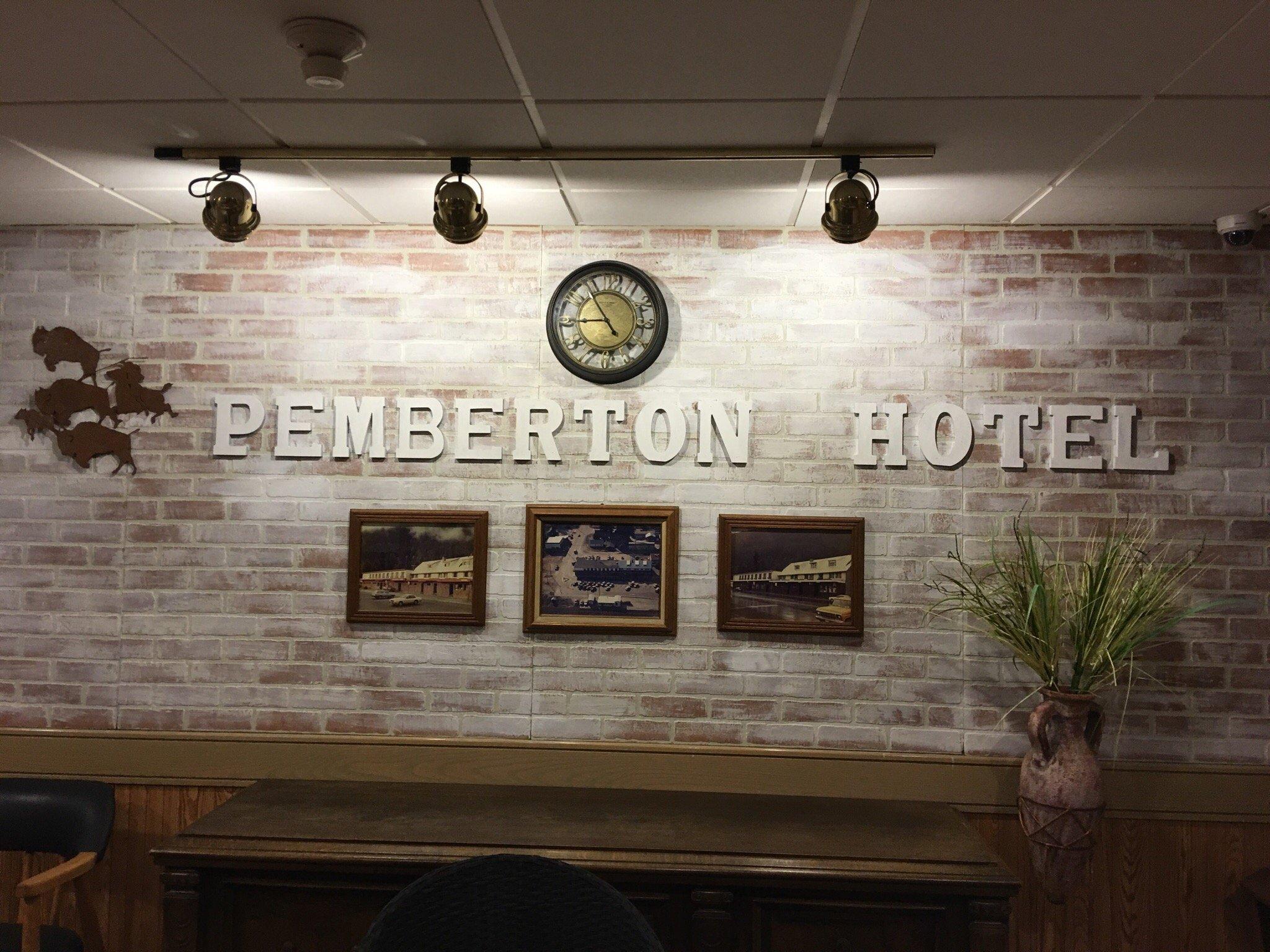 ペンバートン ホテル