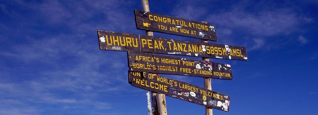 Kilimanjaro Guides Expeditions