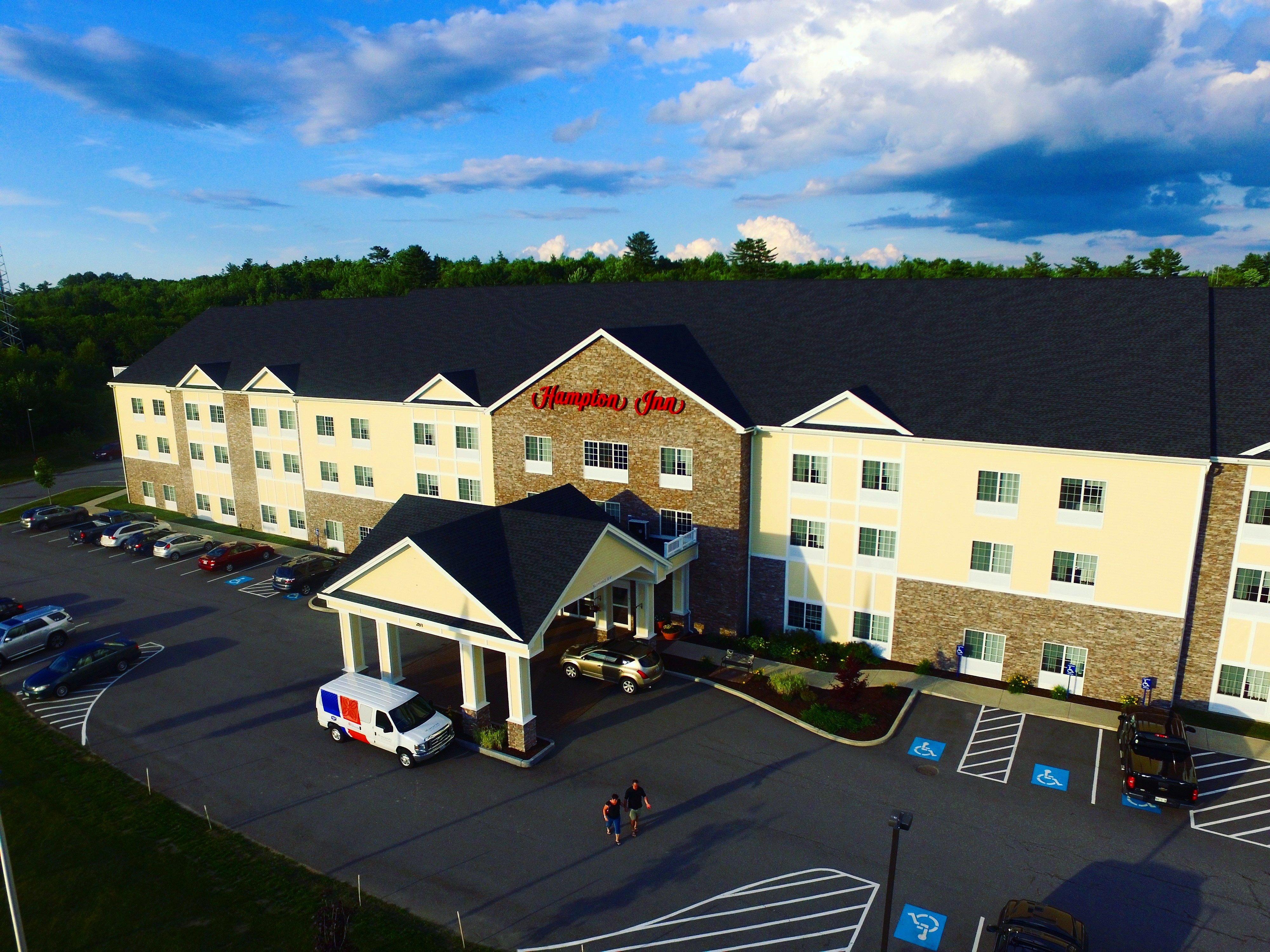 Hampton Inn Bangor Updated 2017 Hotel Reviews Price